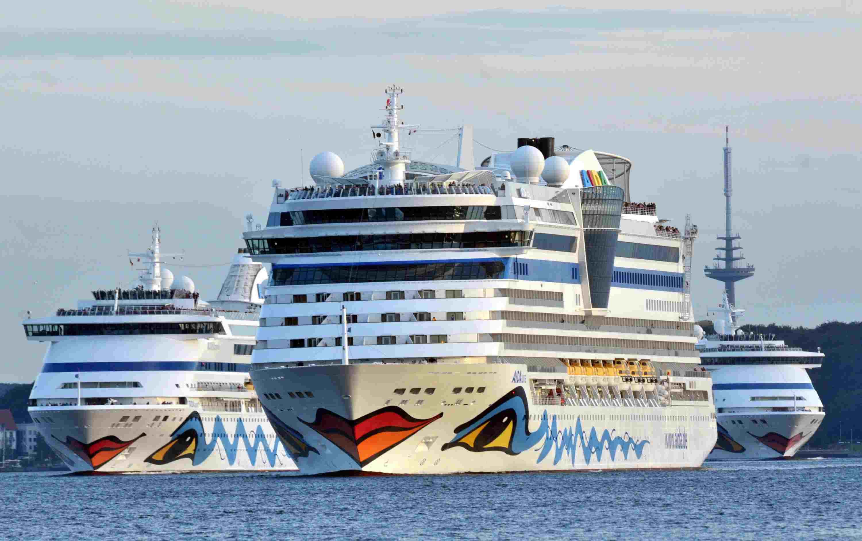 Cruise ships of AIDA Cruise Line
