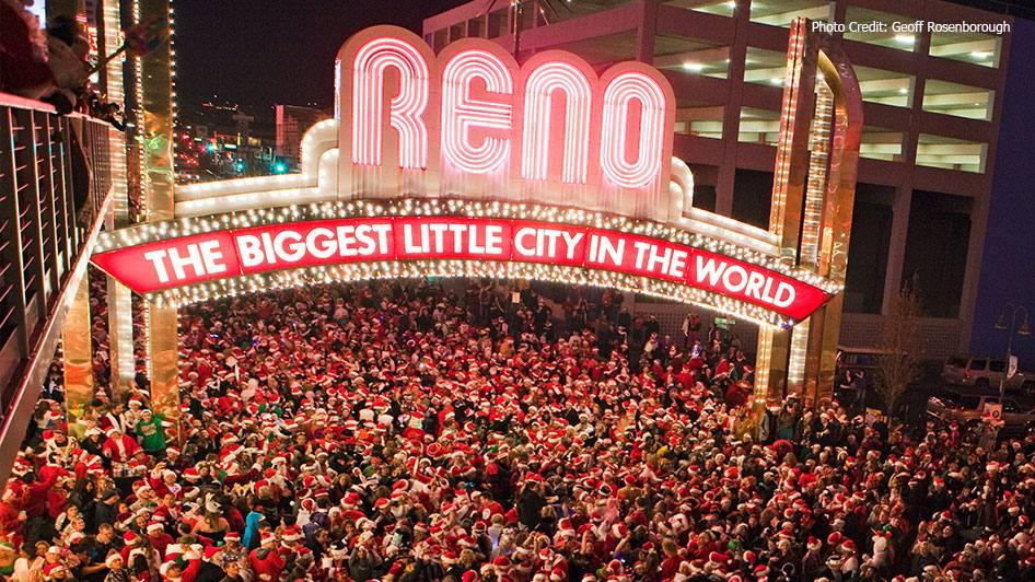 The Reno Santa Pub Crawl