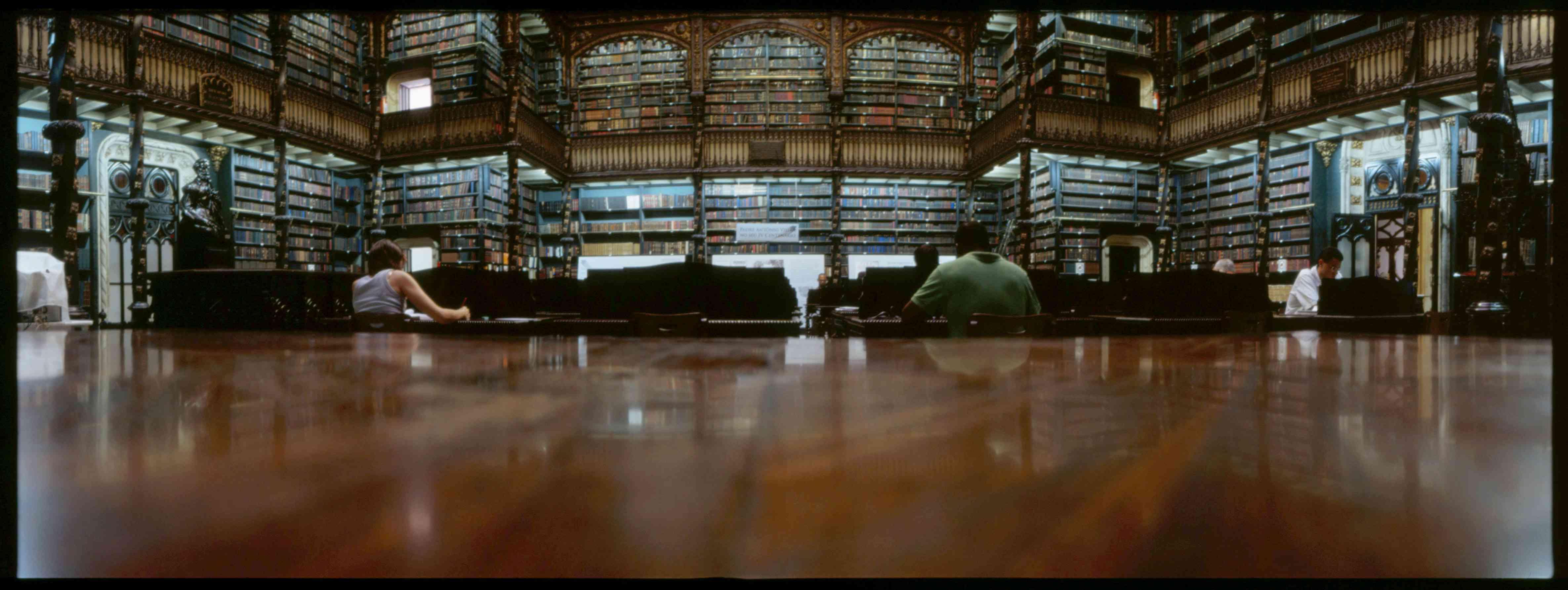 Royal Portuguese Reading Room