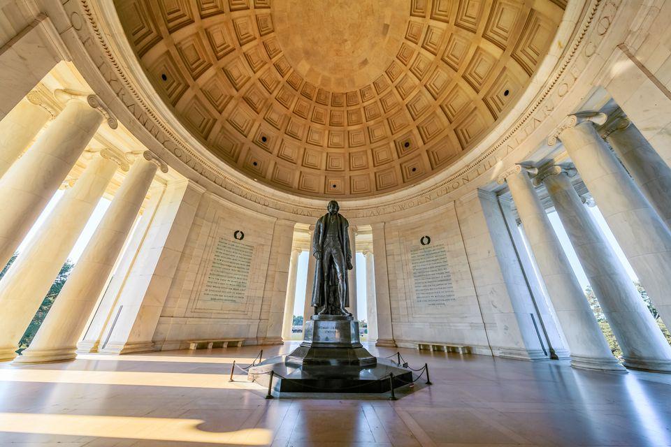 Thomas Jefferson Memorial, Washington DC, America