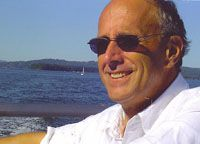 Travel writer Paul Kandarian