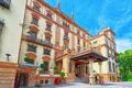 Hotel Alfonso XIII remains an iconic cultural landmark in Seville, Spain.
