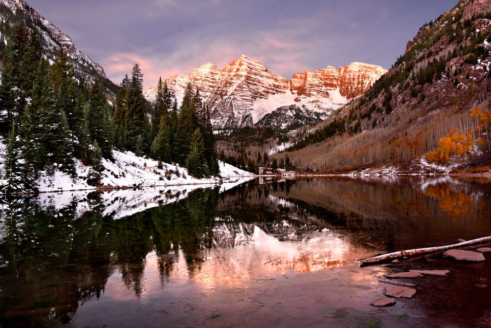 Maroon Bells Wilderness, Colorado