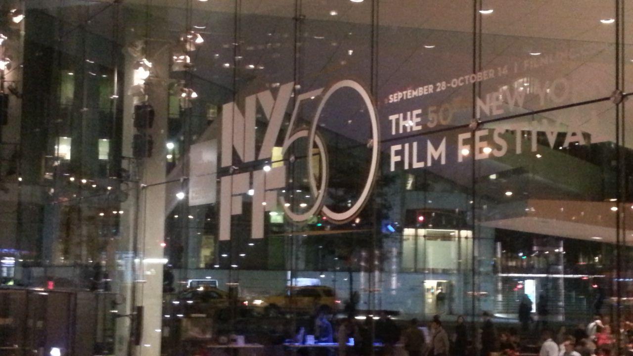 New York Film Festival: Avery Fisher Hall, Lincoln Center, New York