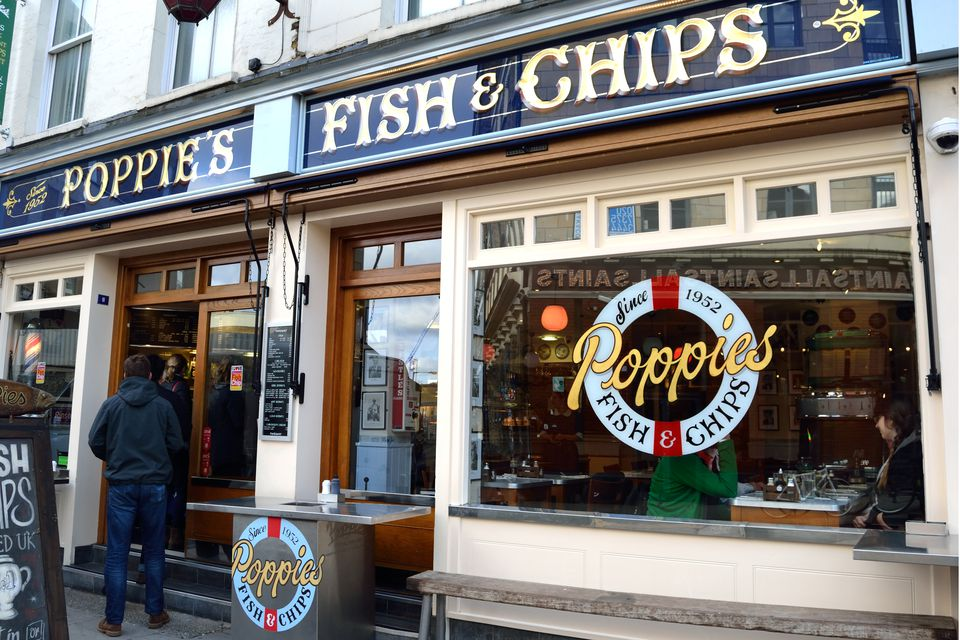 Poppies Fish and Chips