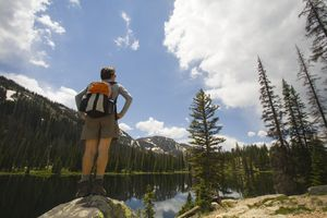 After the snow melts, Steamboat Springs is great for hiking