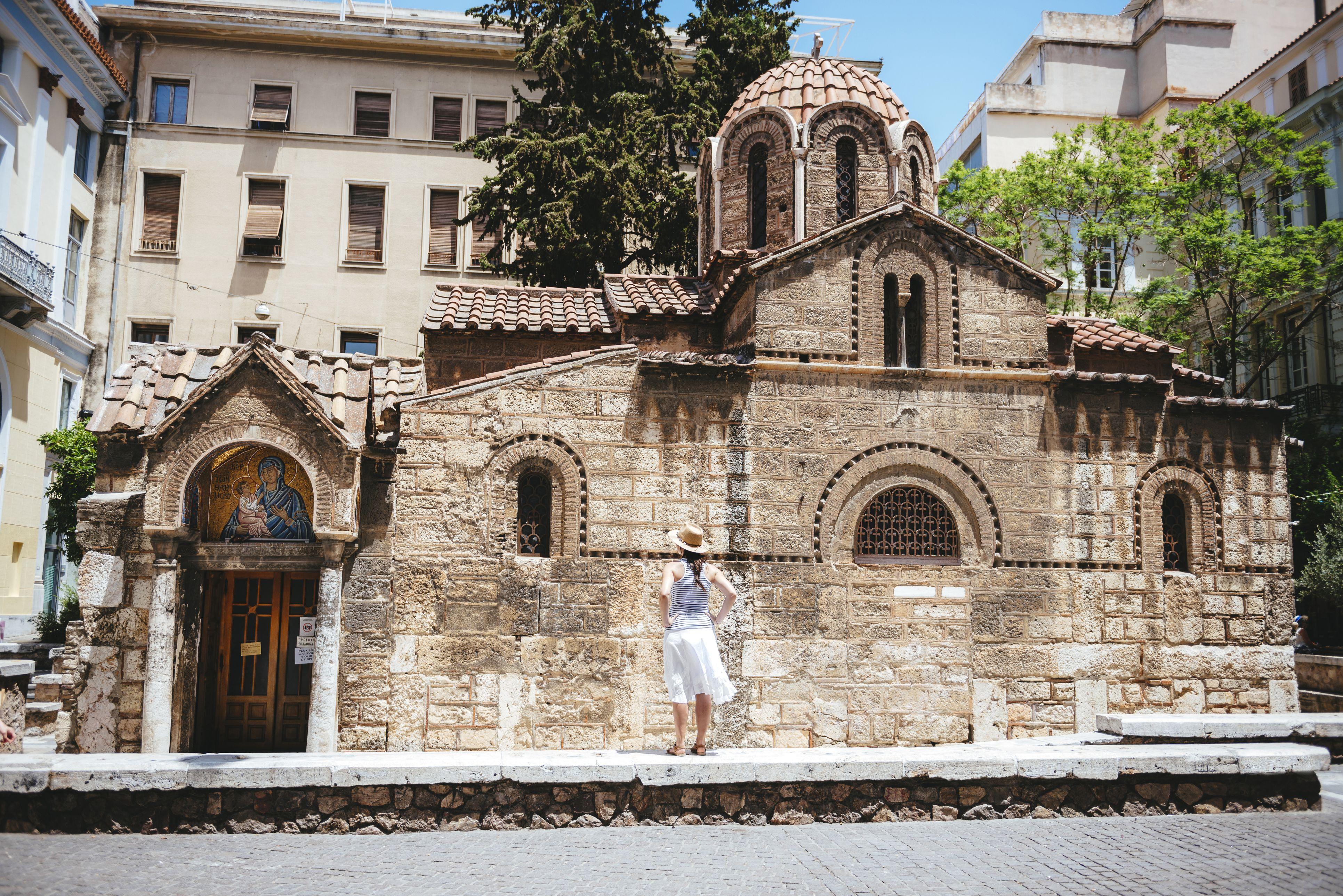 Museo Bizantino y Cristiano