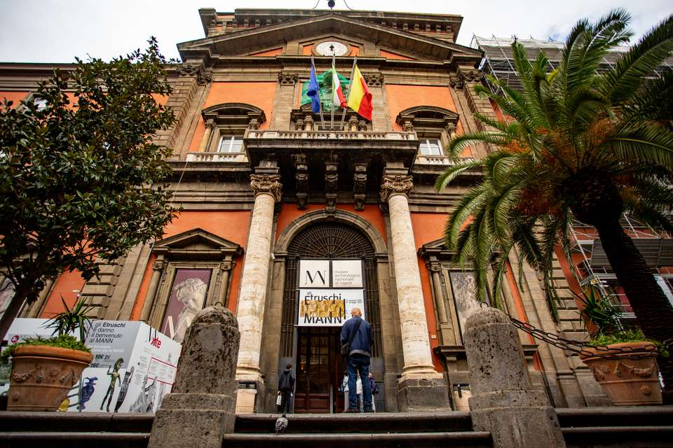 National Archaeological Museum in Naples