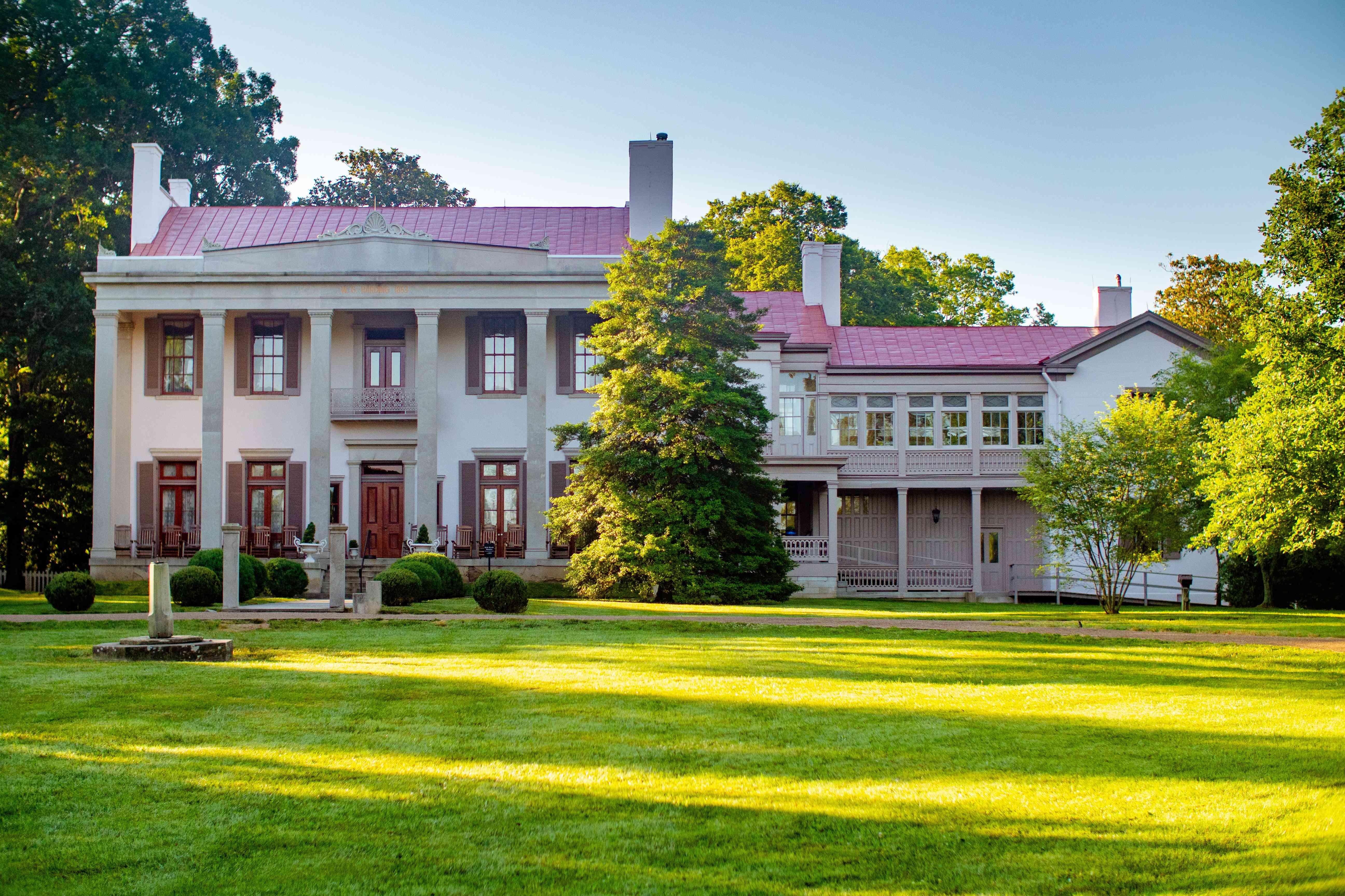 Sensational Nashvilles Best Historical Homes Download Free Architecture Designs Pendunizatbritishbridgeorg