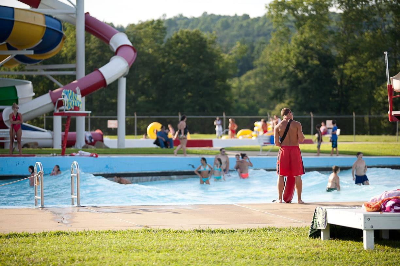 Waves of Fun Putnam West Virginia water park