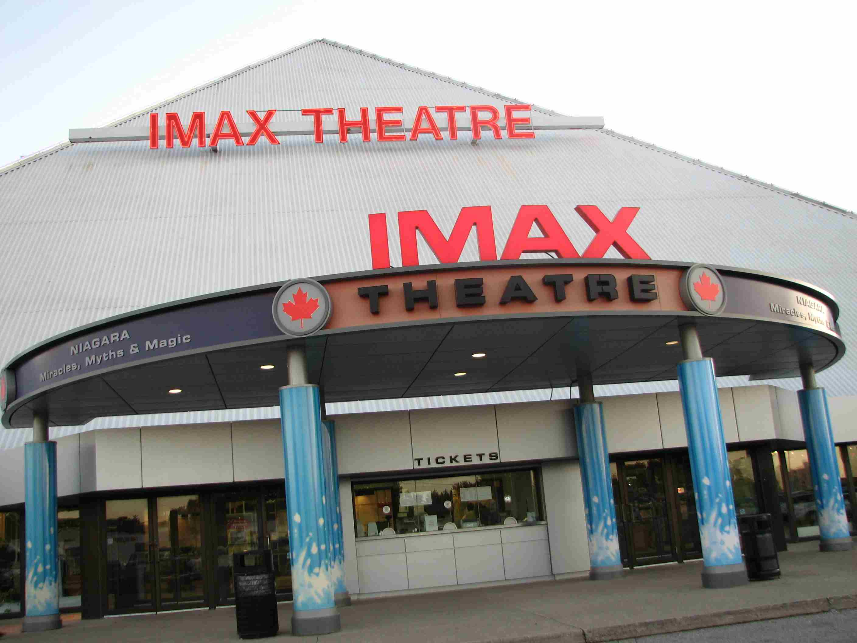 IMAX Theatre Niagara Falls, Canada