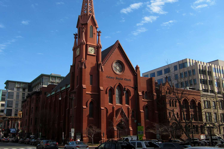 Iglesia Bautista Calvary Washington