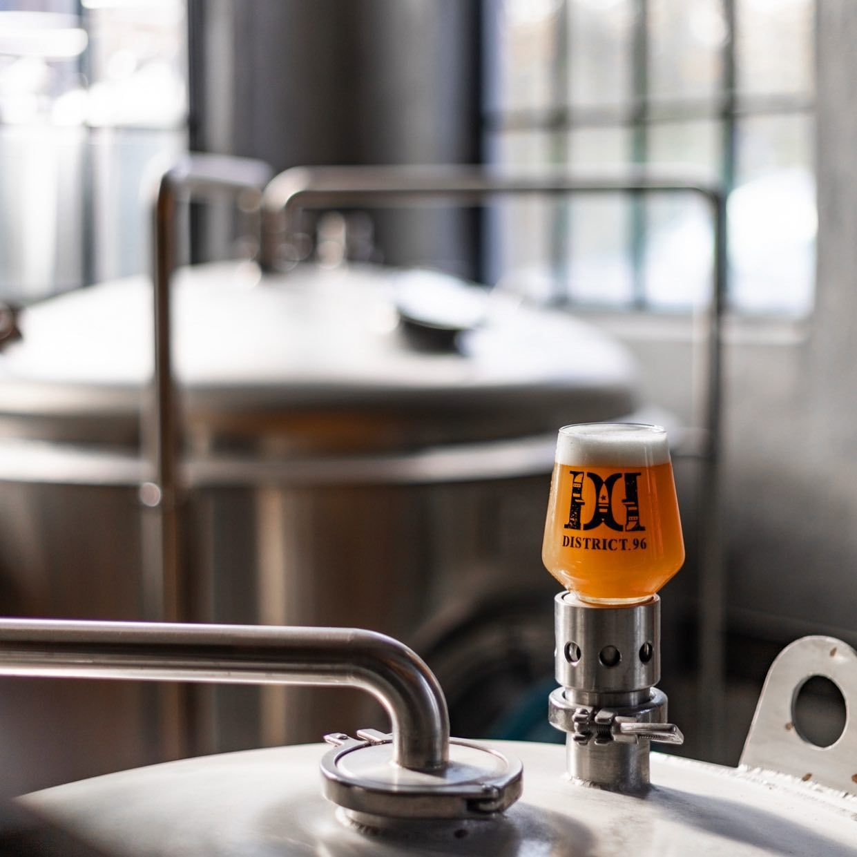 District 96 Beer Factory