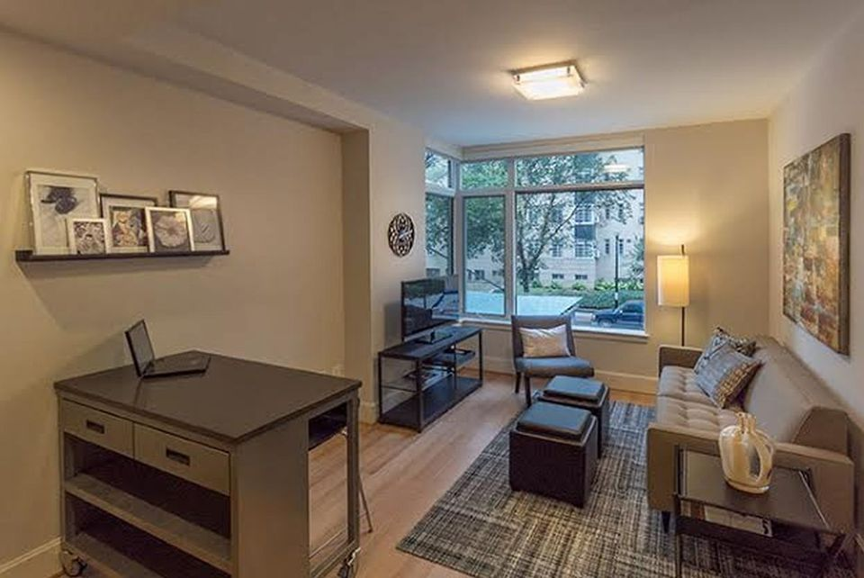 The Drake micro apartment - one bedroom apartments in dc