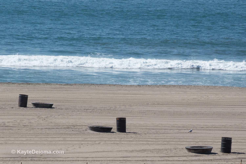 Dockweiler State Beach in Los Angeles, CA