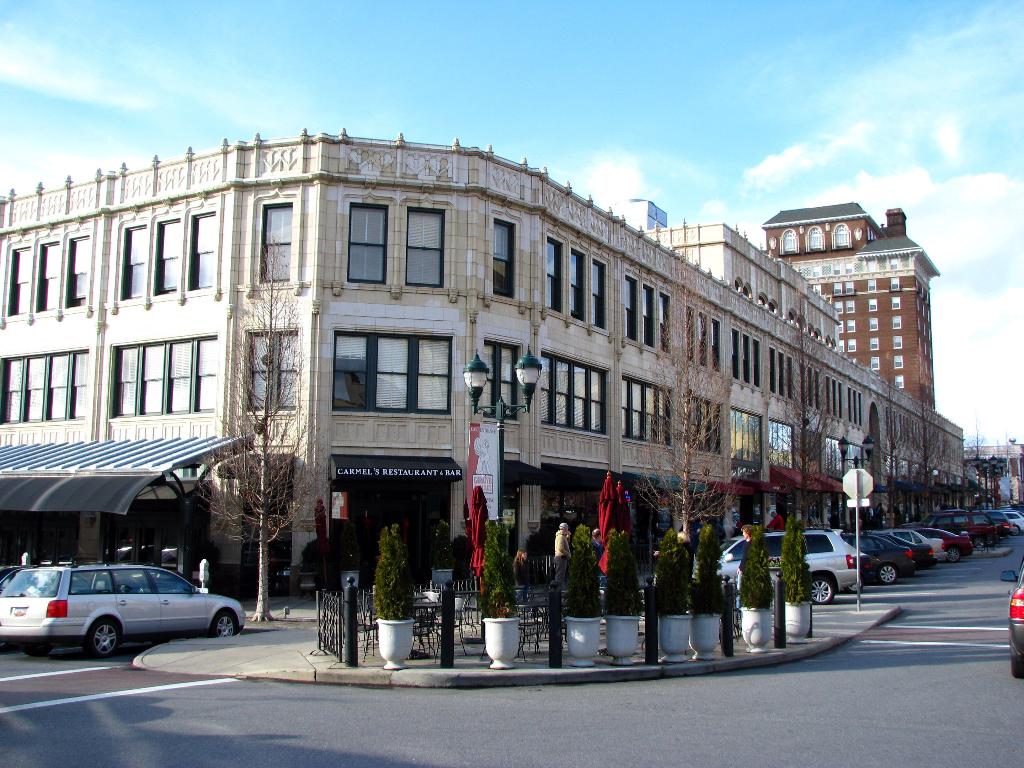Grove Arcade Market Building