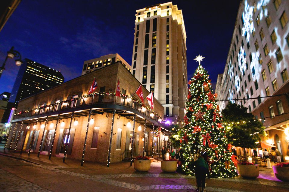 Christmas in New Orleans