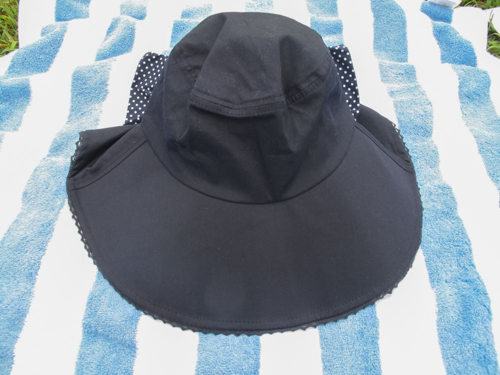 2ab9d66133f Siggi Summer Bill Flap Cap front view