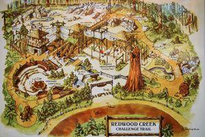 Redwood Creek Challenge Trail