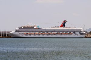 Carnival Liberty cruise ship