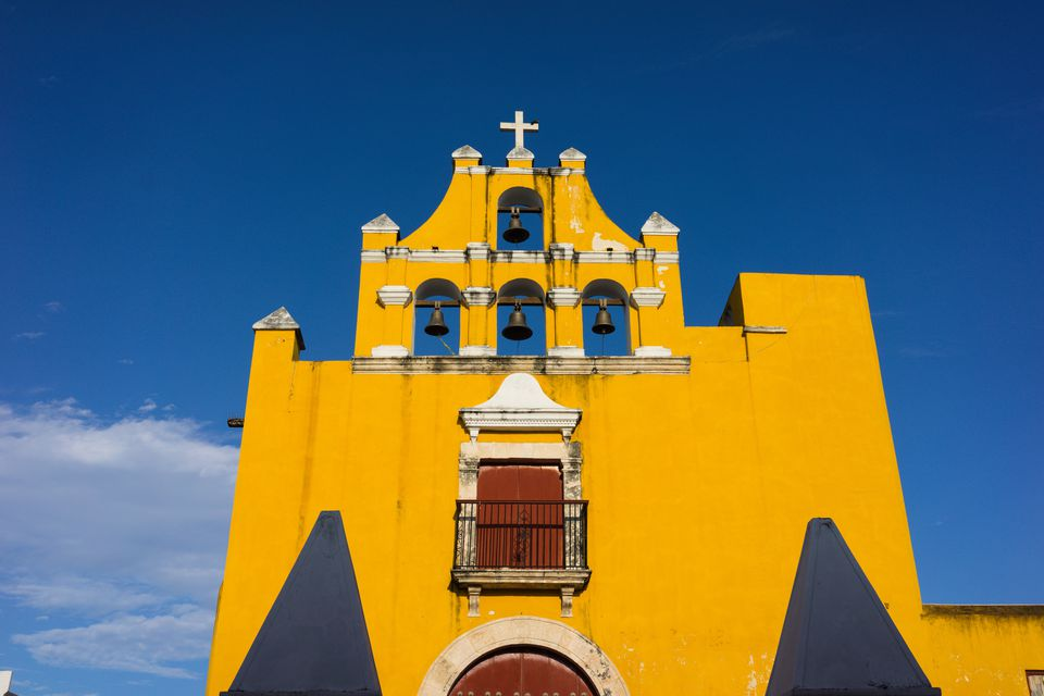 Bells of Iglesia del Dulce Nombre de Jesus, Campeche