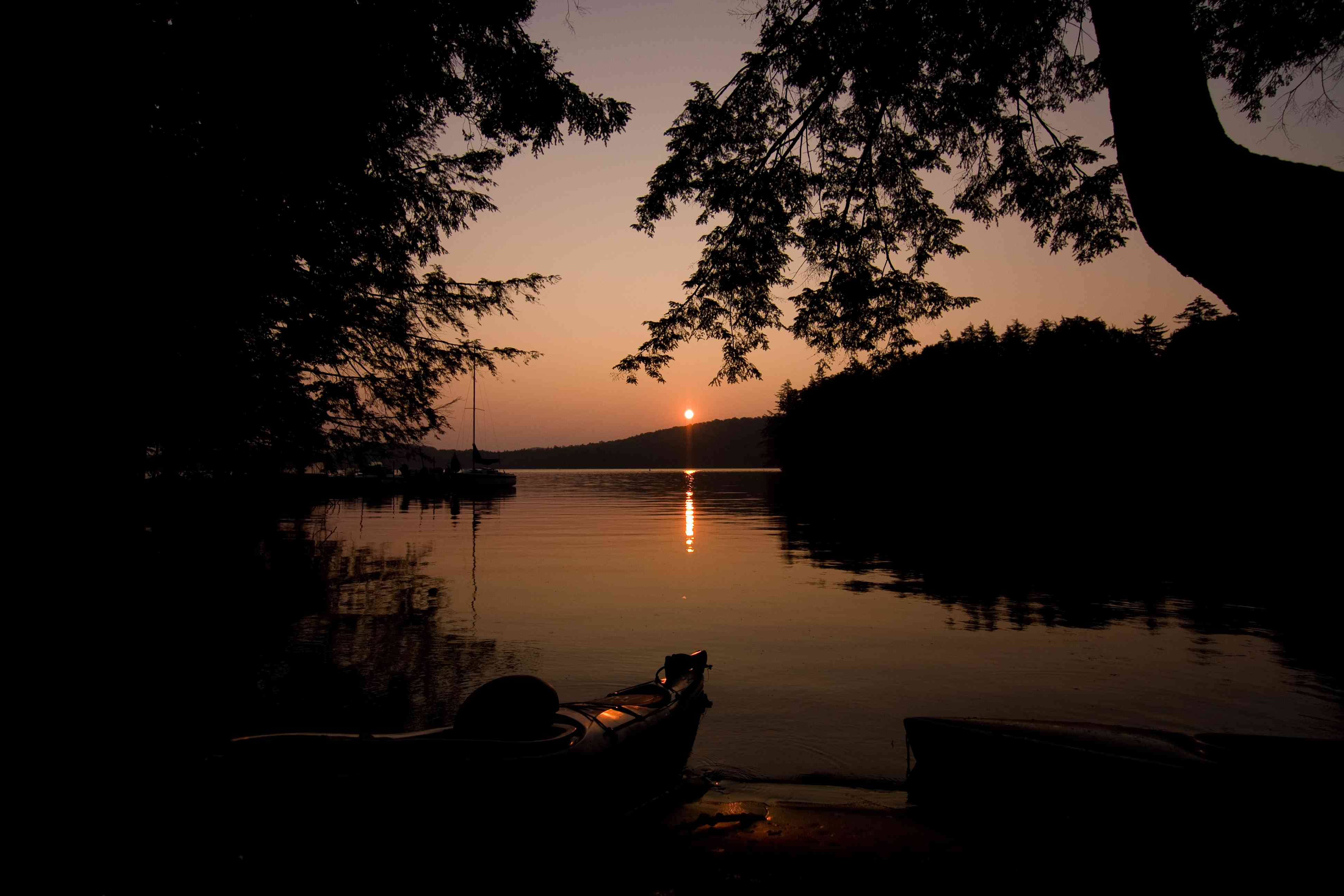 Adirondack State Park Sunrise