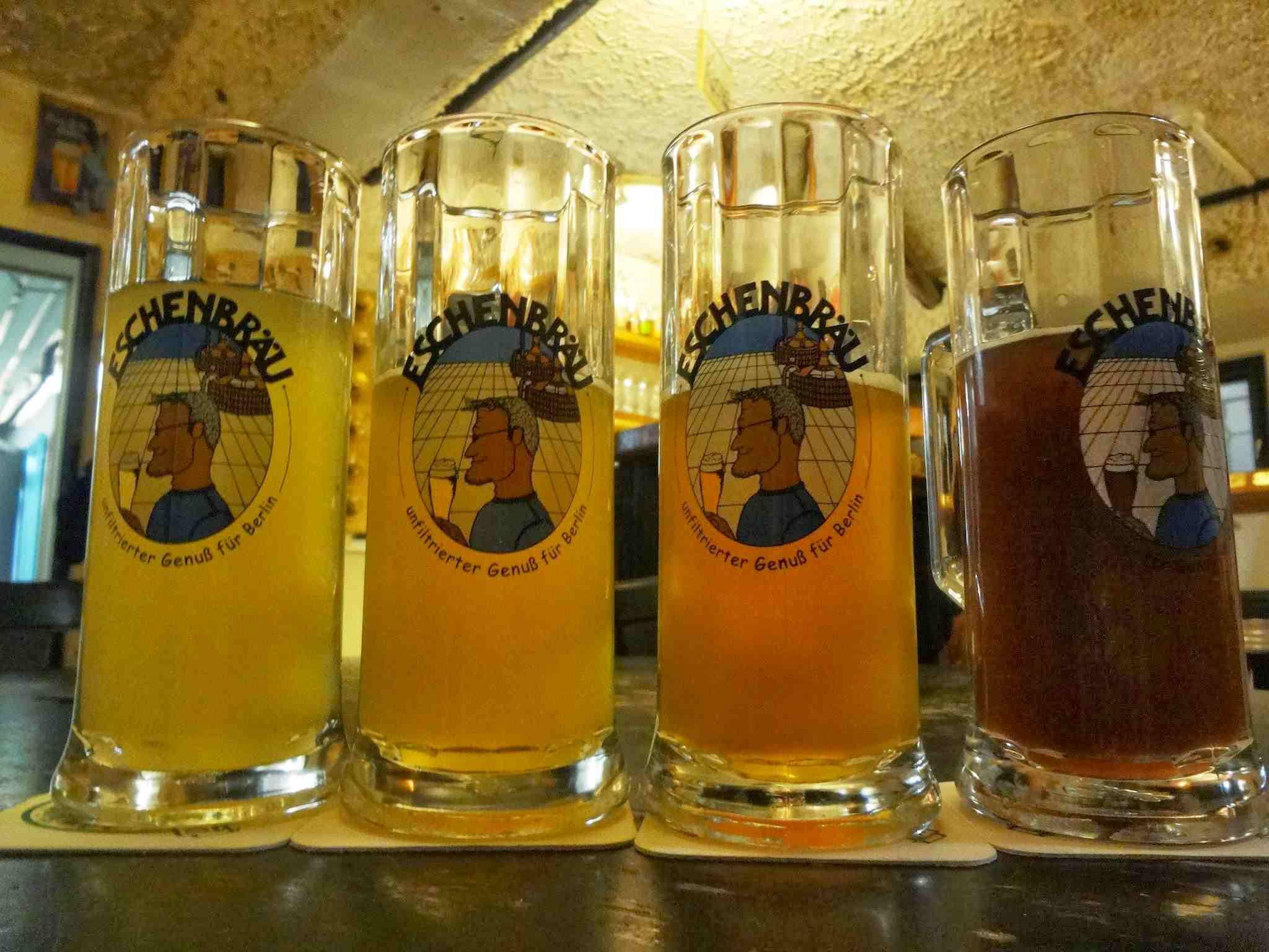 Eschenbraeu Brewery Berlin