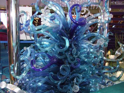 Dale Chihuly Contemporary Art Glass Sculpture