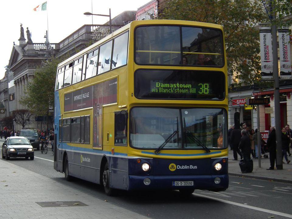 Dublin Bus, Volvo B7TL Alexander ALX400
