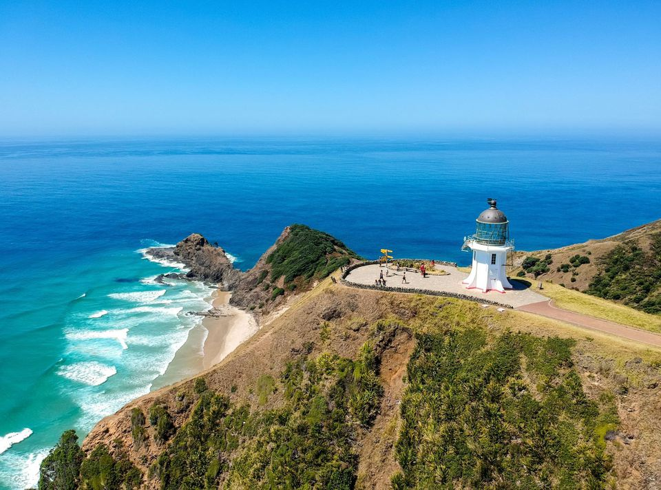 Cape Reinga Lighthouse. Photo: Juergen Wallstabe/Getty Images