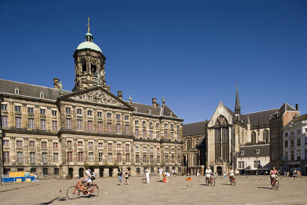 Amsterdam Webcams Can Help You Keep an Eye on the City