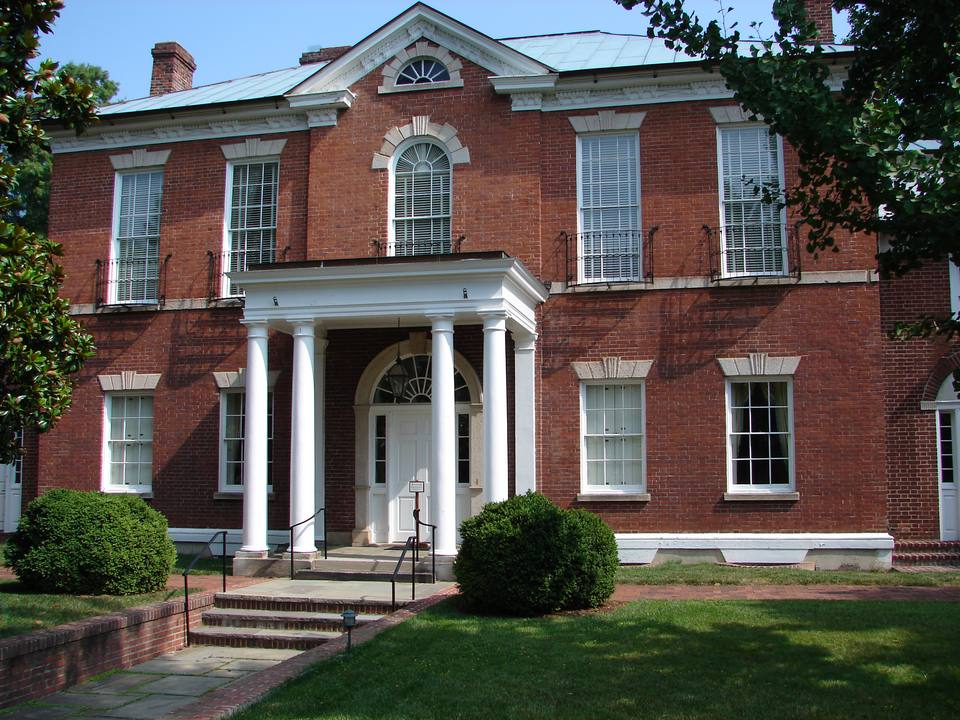 Dumbarton House Museum