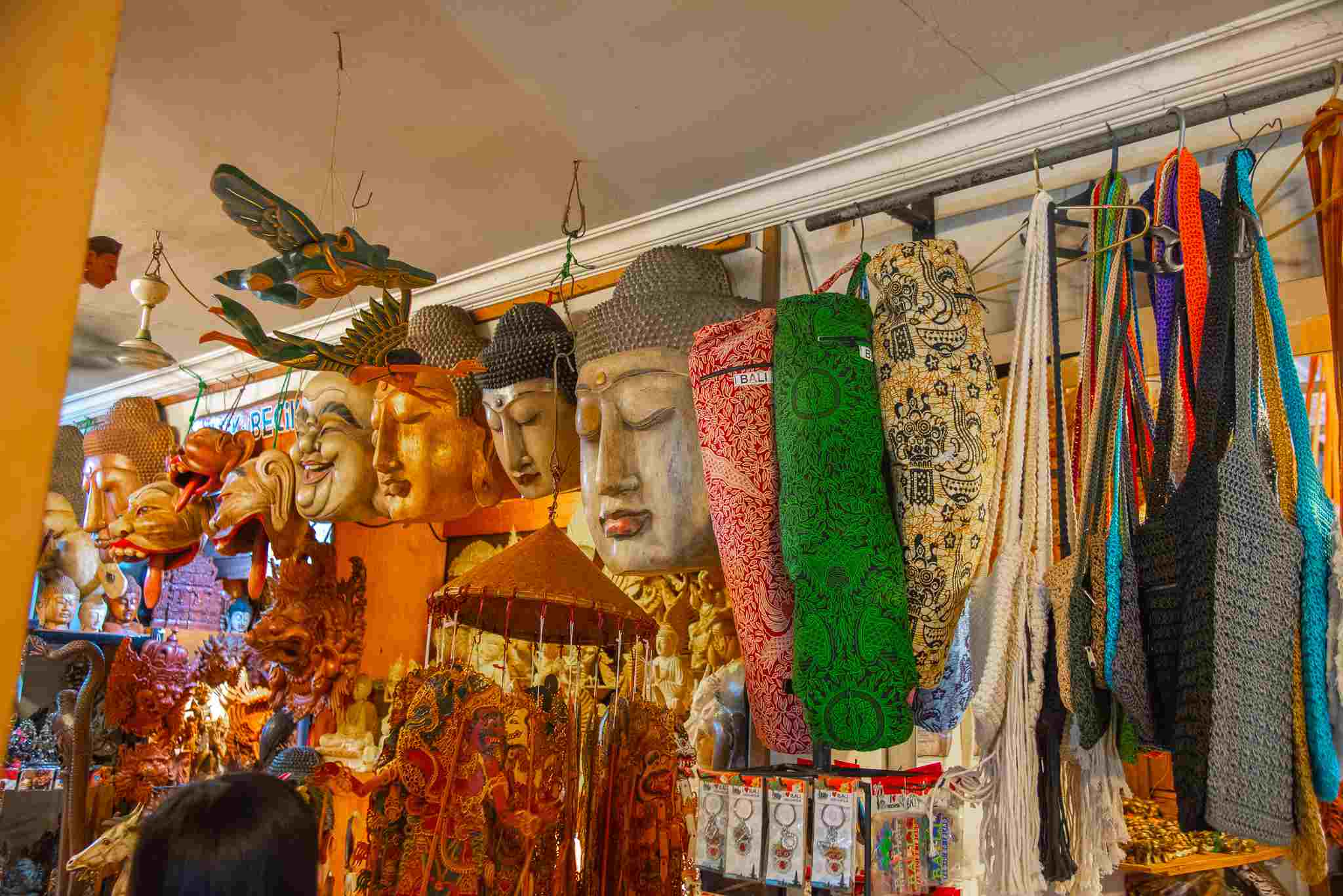 Shopping in Ubud and Around Central Bali