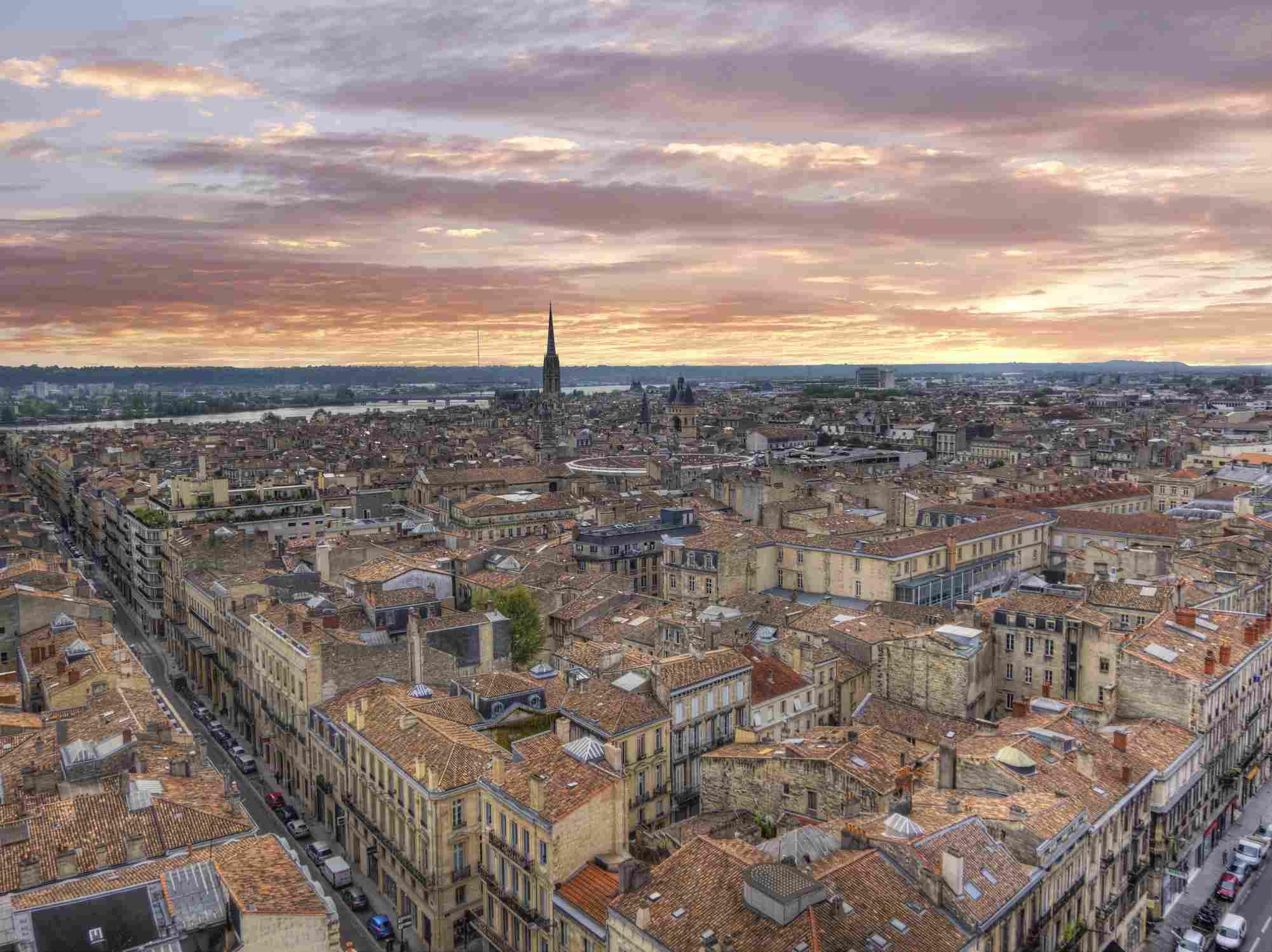 Bordeaux, France's wine city