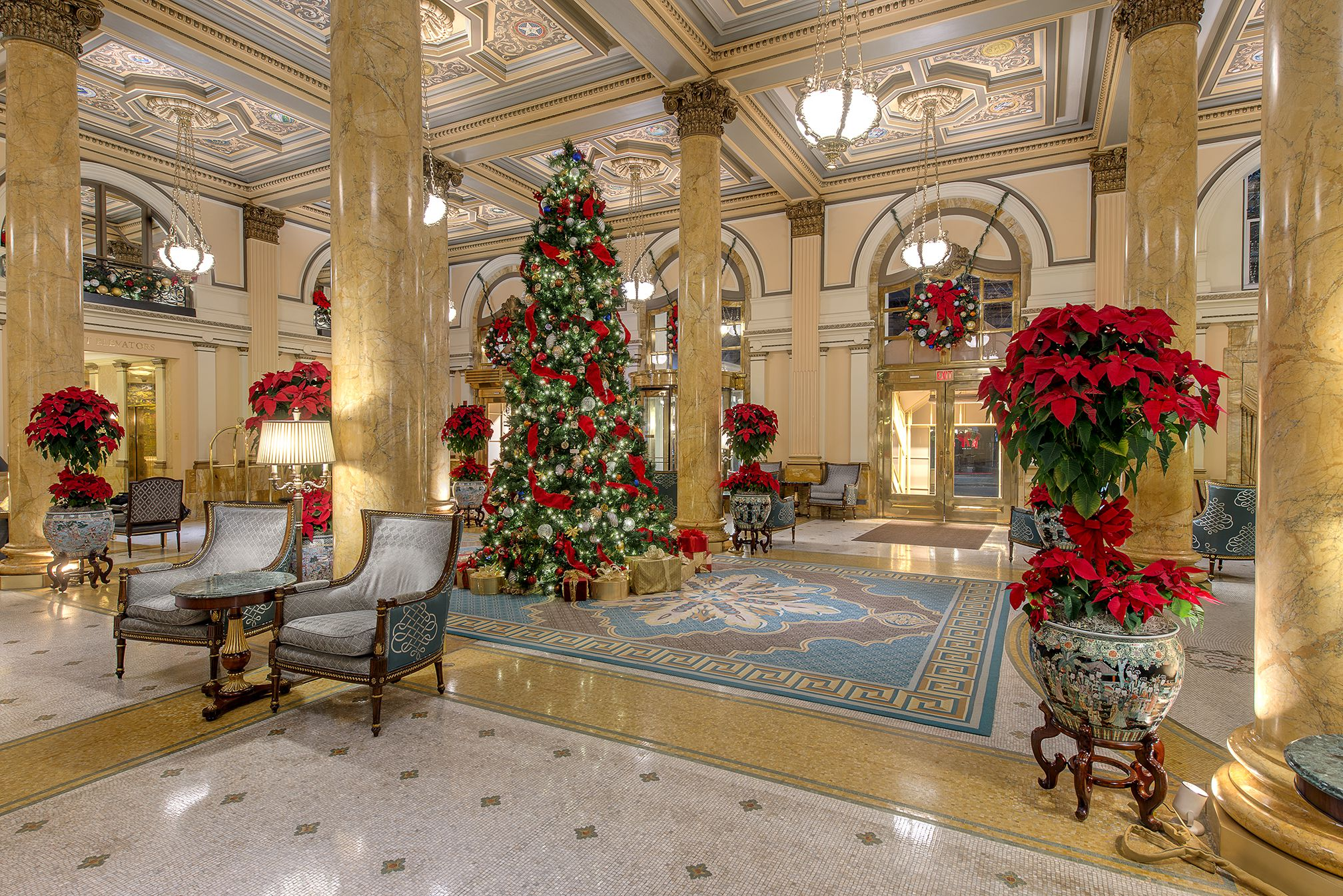 5 Best Washington D C Hotels For The Holidays