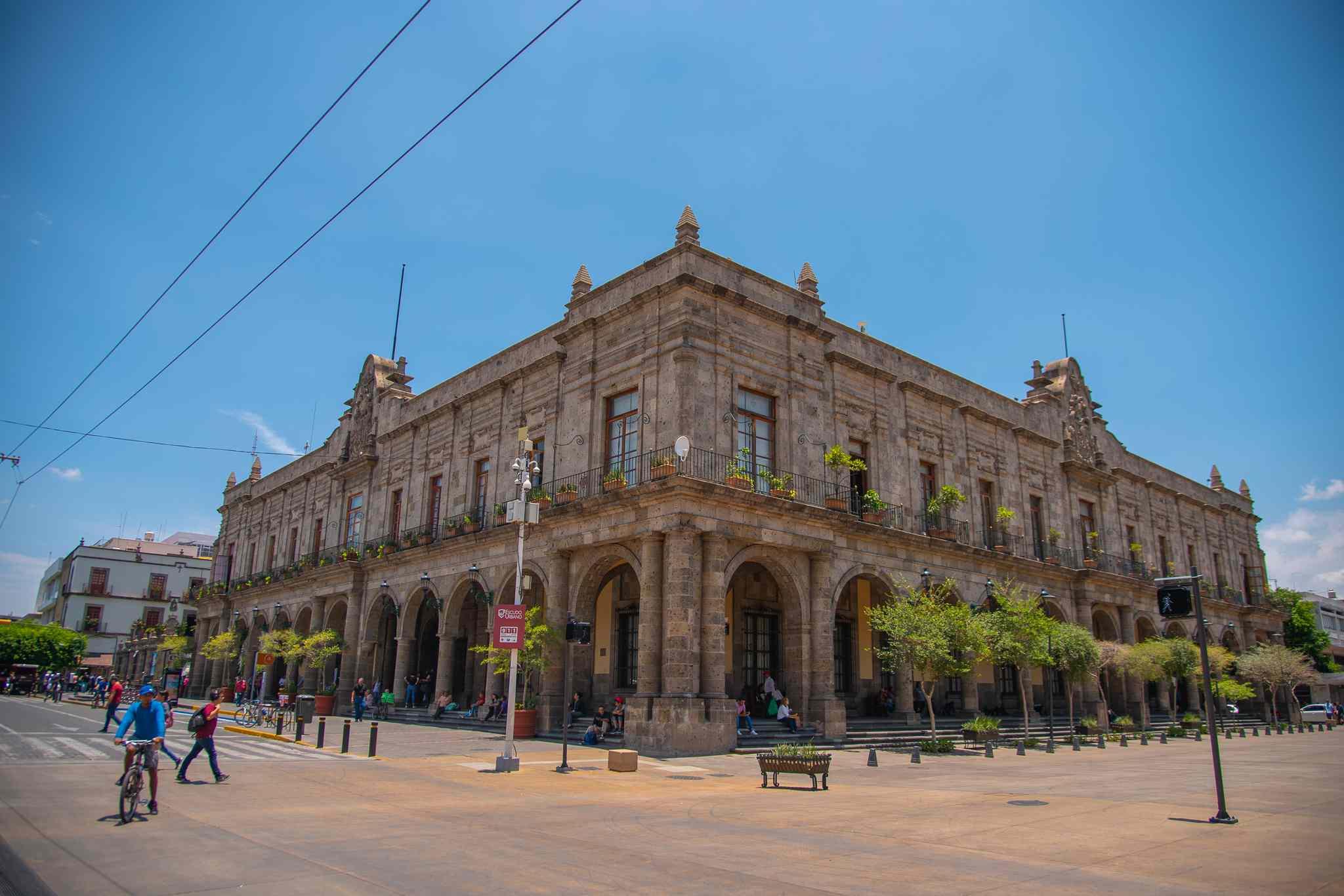 Colonial Architecture in Guadalajara
