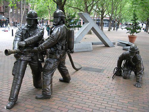 Seattle Fallen Firefighters Memorial