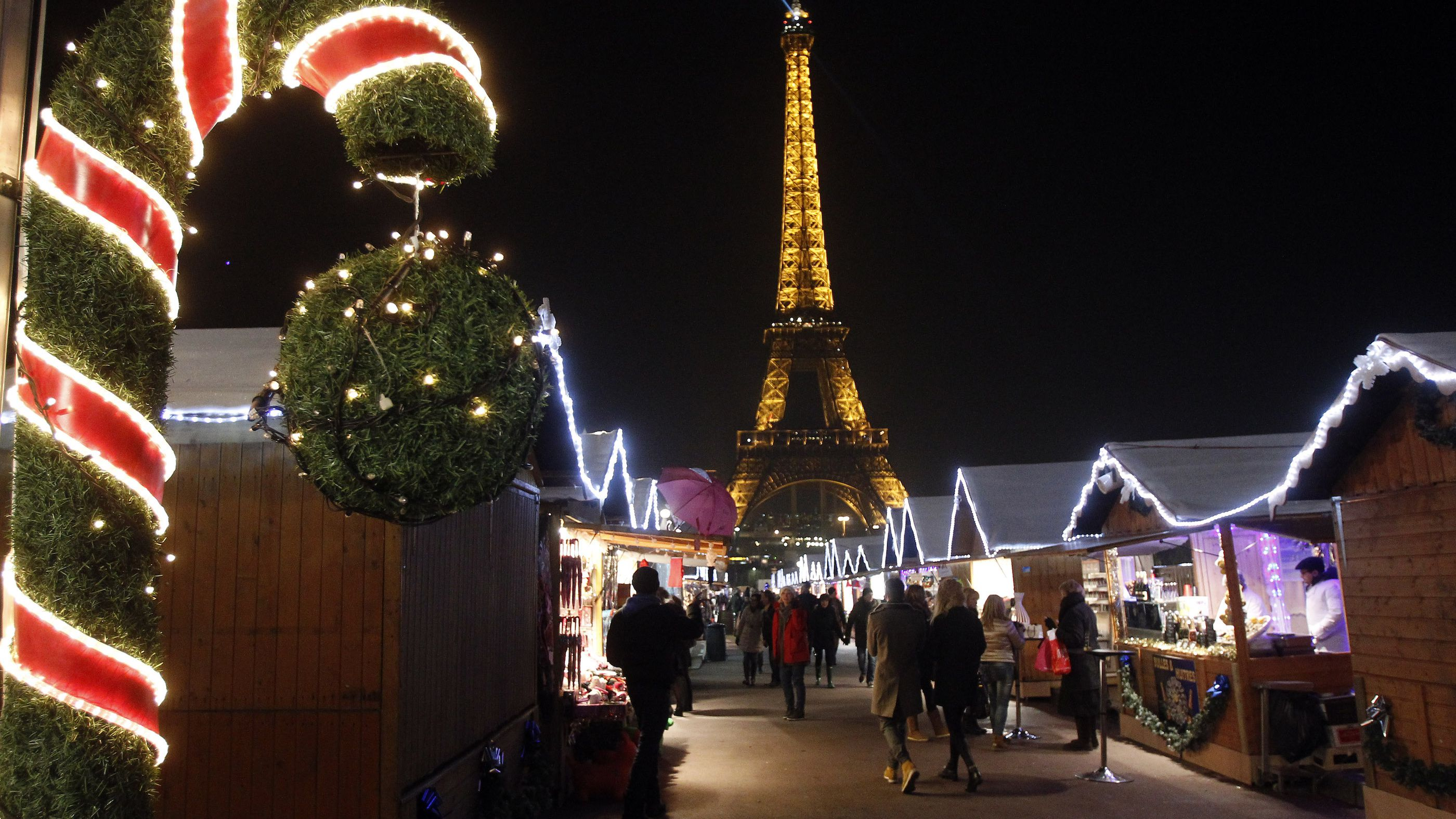 The Best Paris Christmas Markets for 2019 and 2020