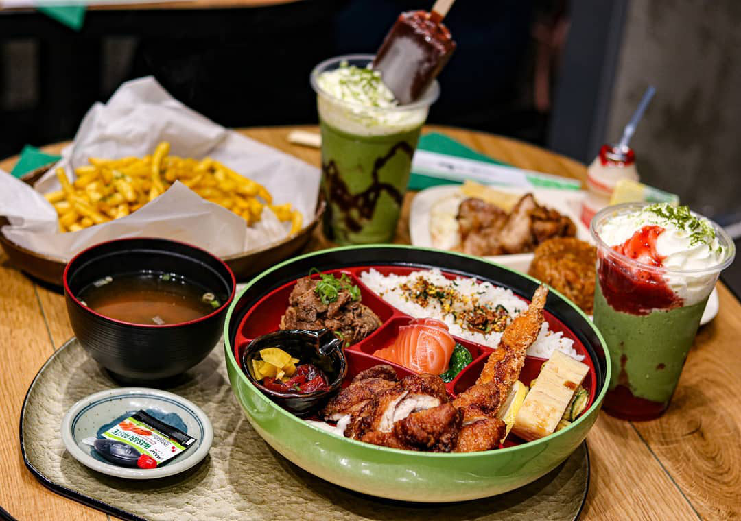 Japanese fast food from Koto Sanpo