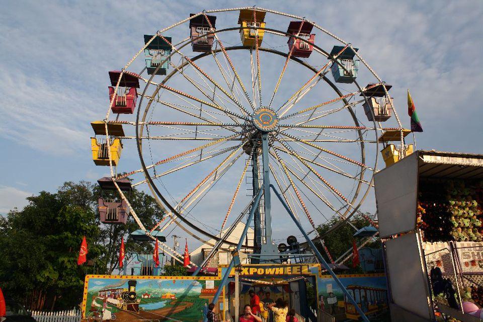 Ferris Wheel at the Prince George's County Fair