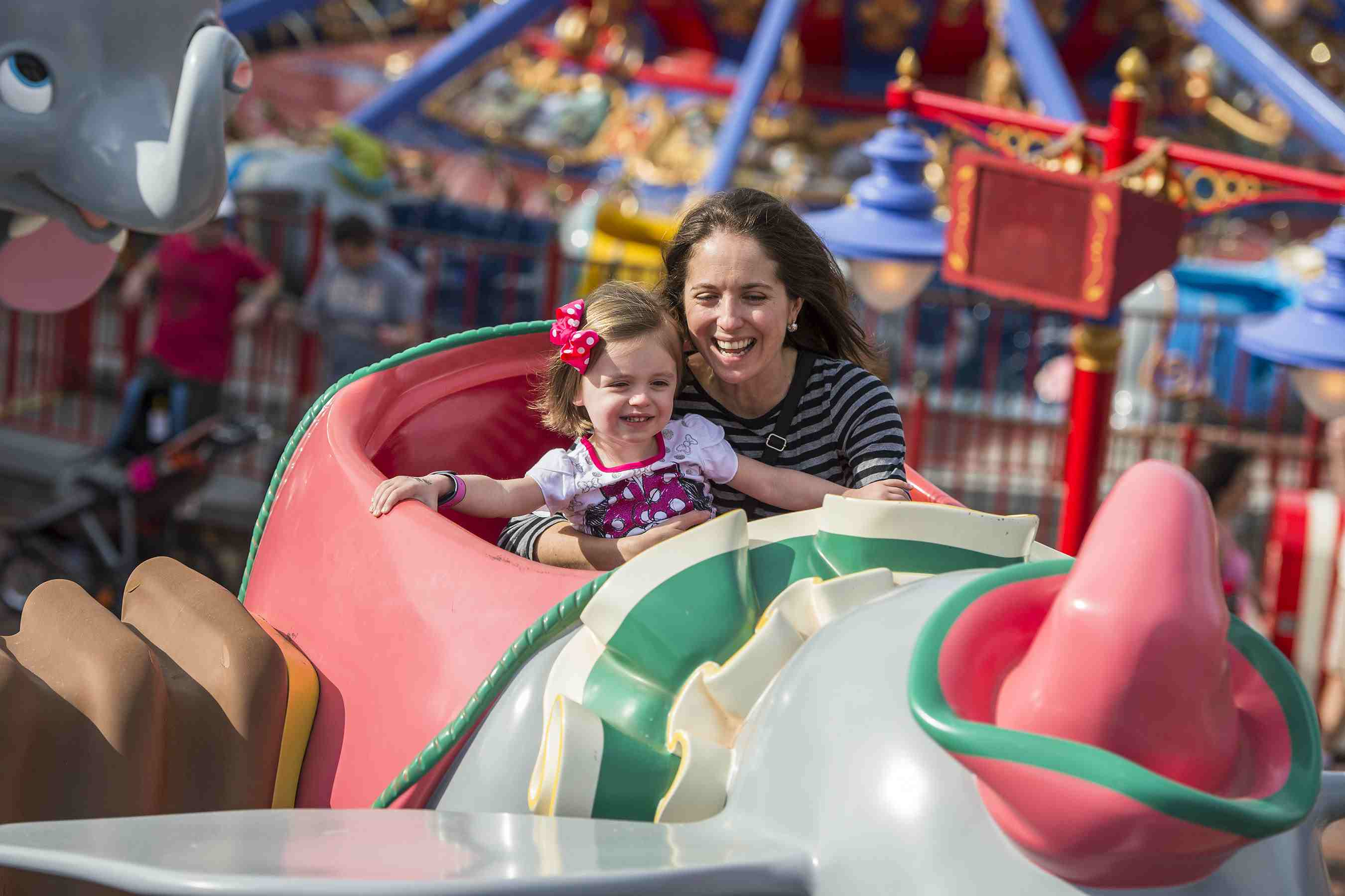 The Best Disney World Rides For Younger Kids