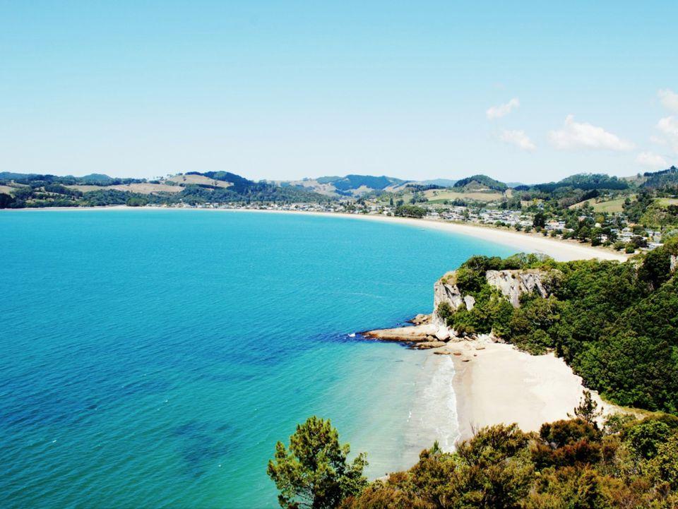 Cooks Beach Resort New Zealand