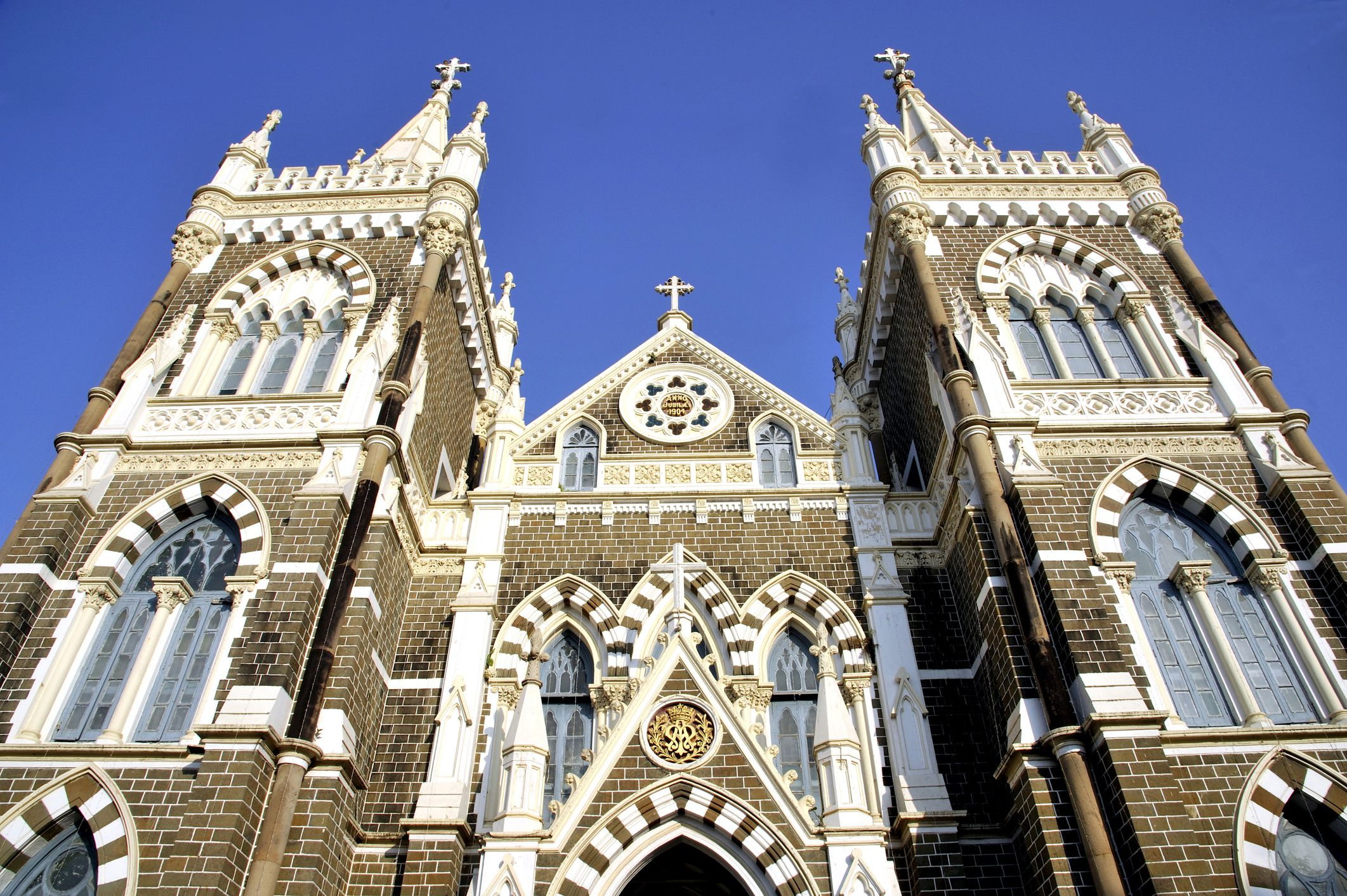 Mount Mary, Mumbai.