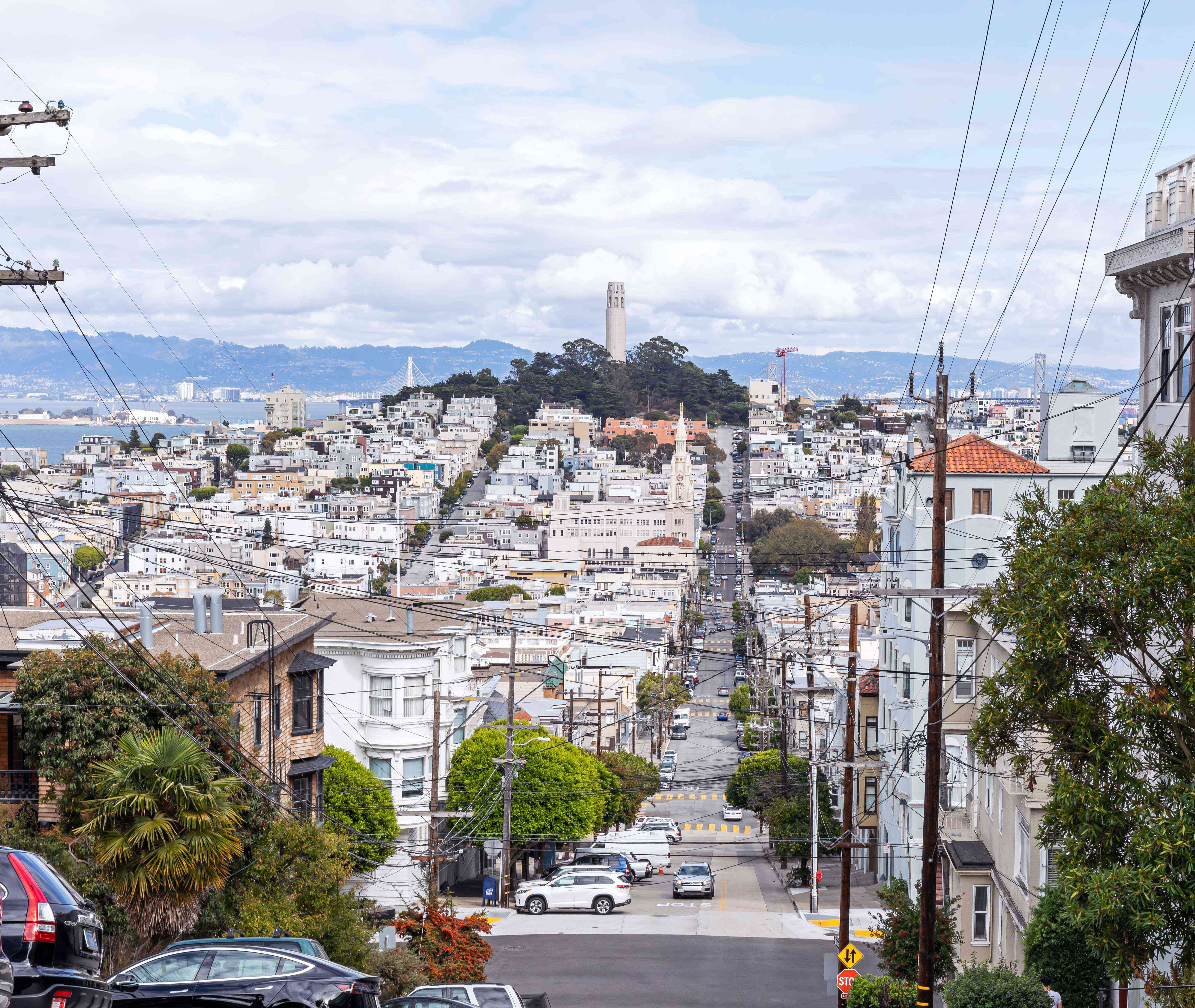 Telegraph Hill, San Francisco