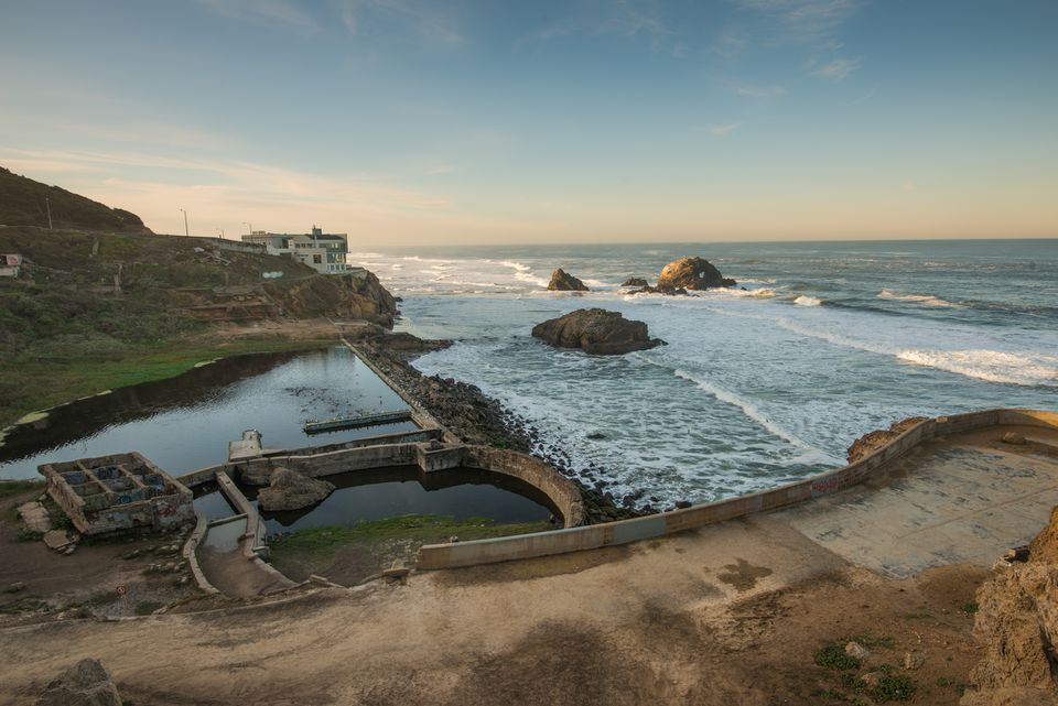 San Francisco Sutro Baths