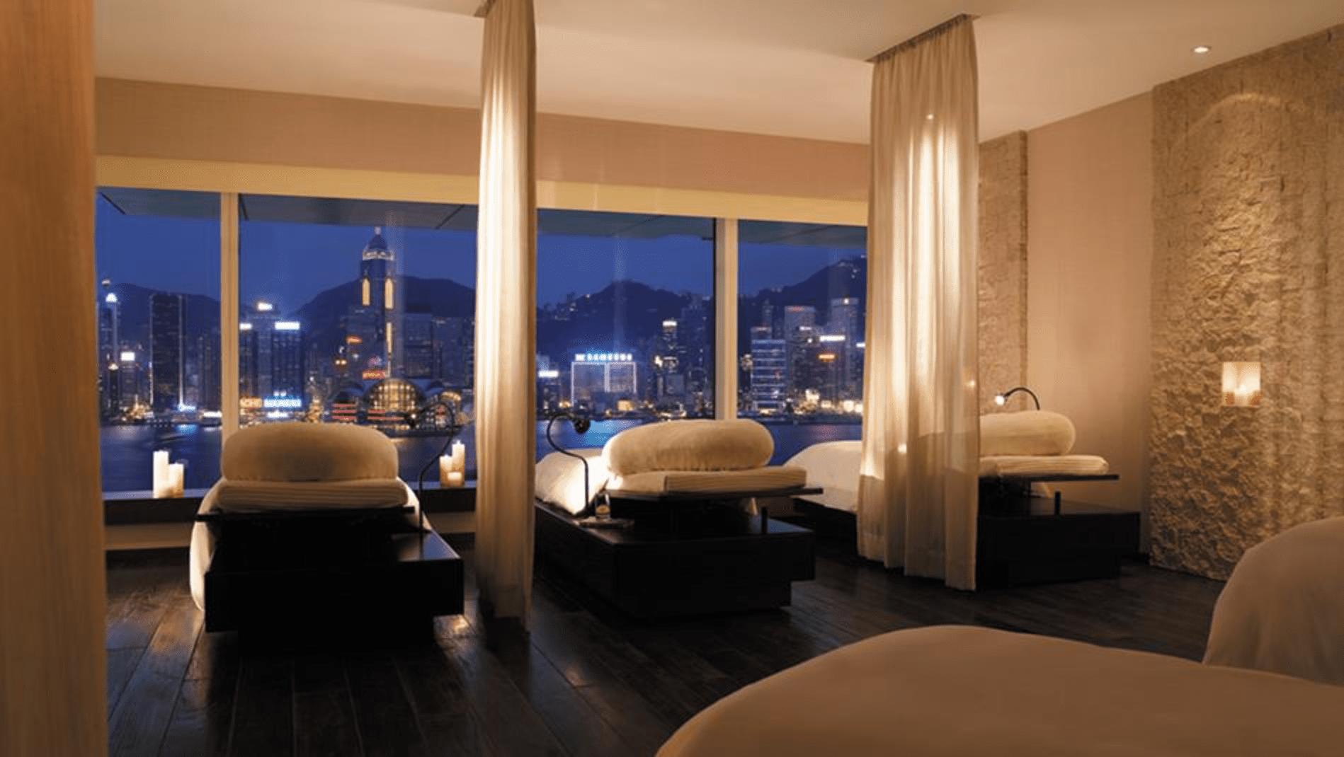 Spa Península de Hong Kong