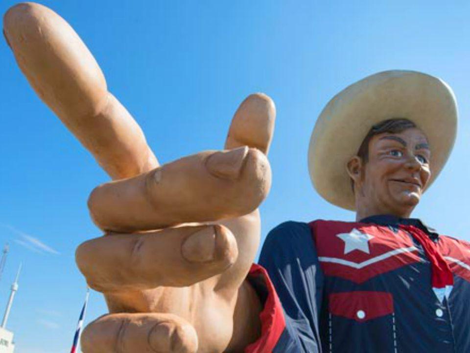 Big Tex - Texas State Fair