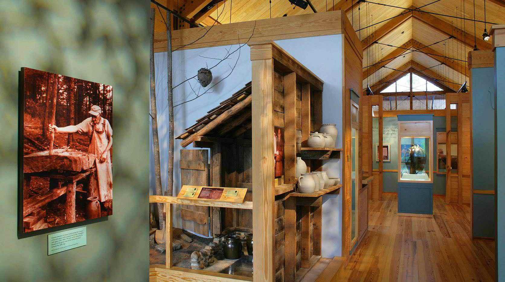 Folk Pottery Museum of Northeast Georgia & SNCA