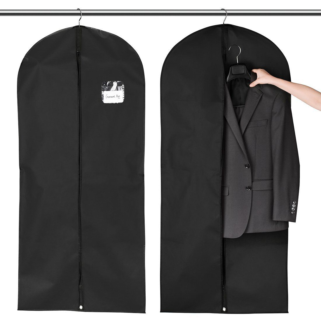 Best Value  FU GLOBAL Garment Bag Breathable Suit Bag 83ea9509b8