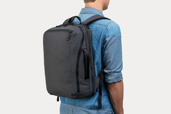 b07ecd127e8b Looking for the Perfect Travel Day Bag  The Minaal Daily Is It